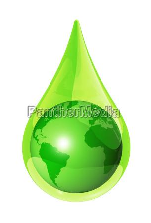 earth, water, drop - 3155097
