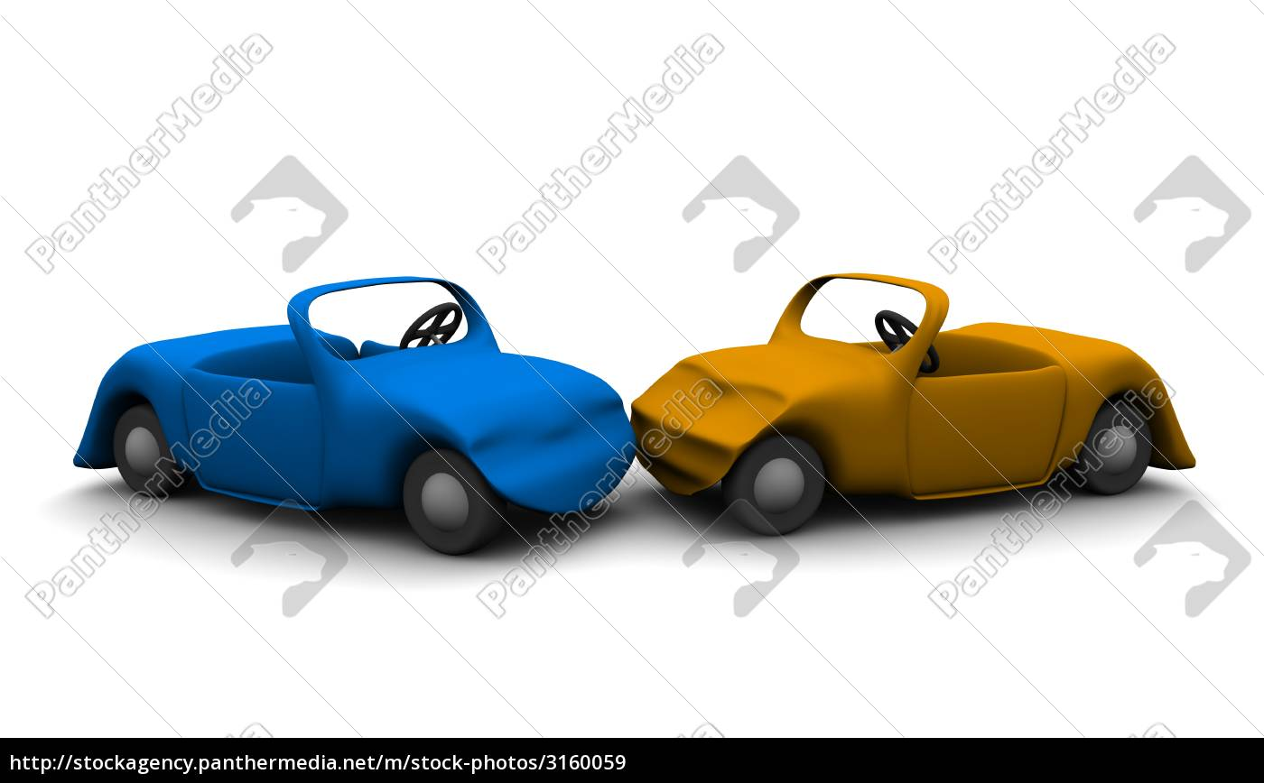 two, crashed, cars - 3160059
