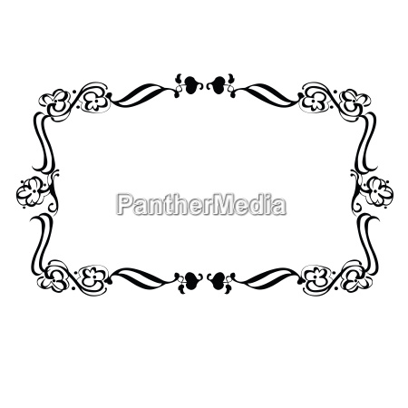 decorative, frame - 3164009