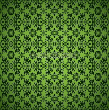 gothic, seamless, green, wallpaper - 3173575