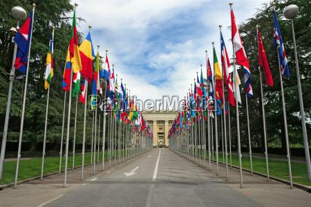 united nations in geneva