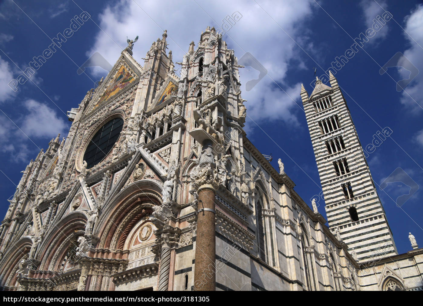 siena, cathedral - 3181305