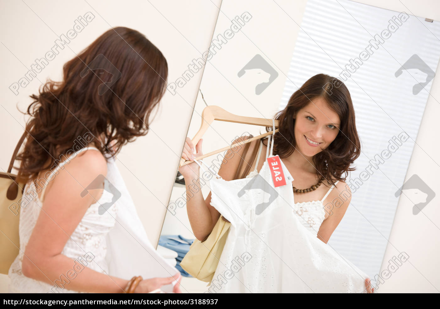 fashion, shopping, -, happy, woman, choose - 3188937