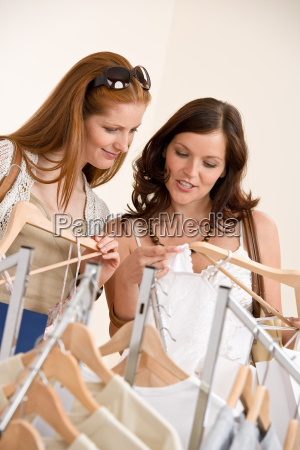 fashion, shopping, -, two, happy, woman - 3188927