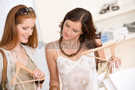 fashion, shopping, -, two, happy, woman - 3188931