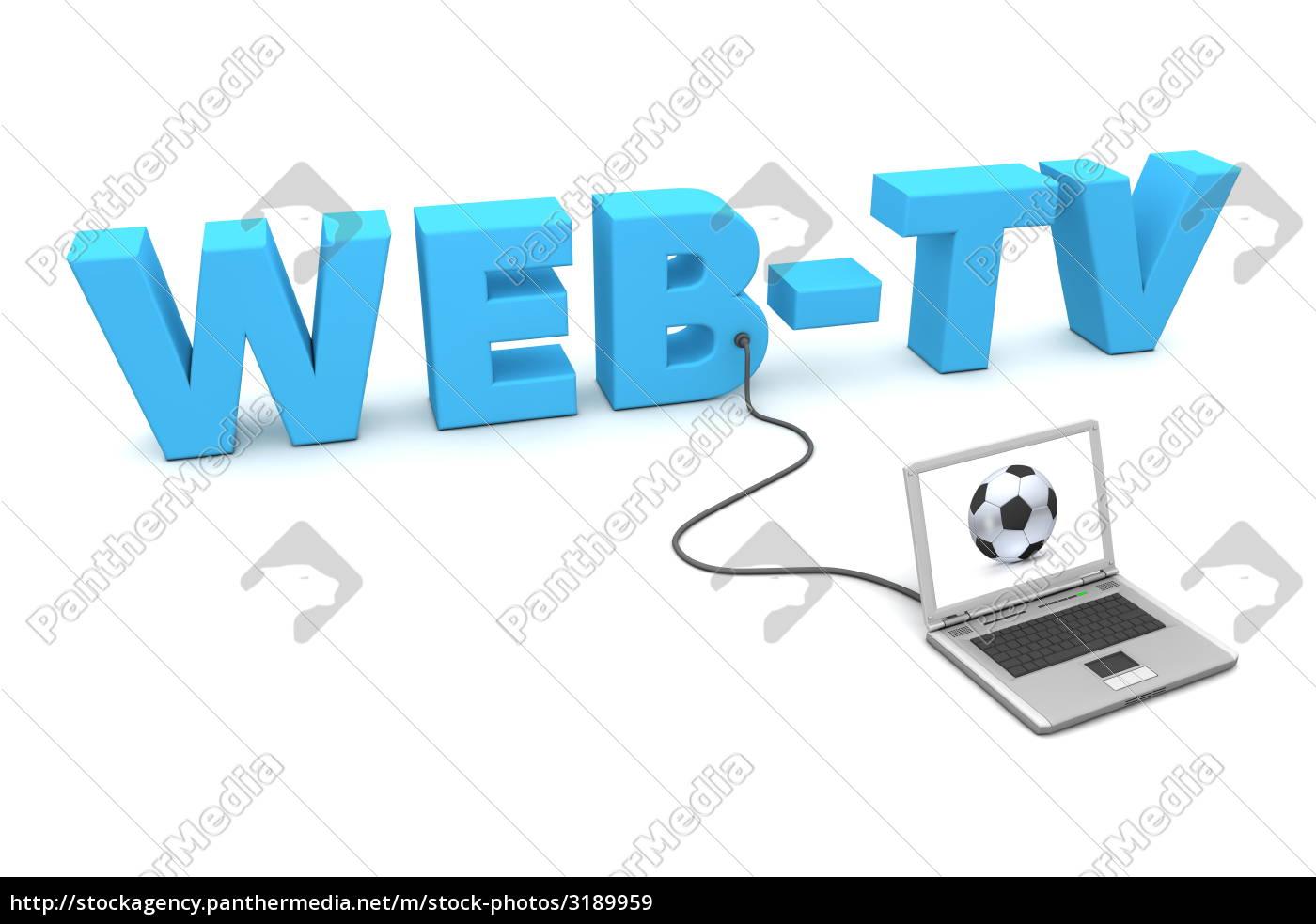 laptop, wired, to, webtv - 3189959