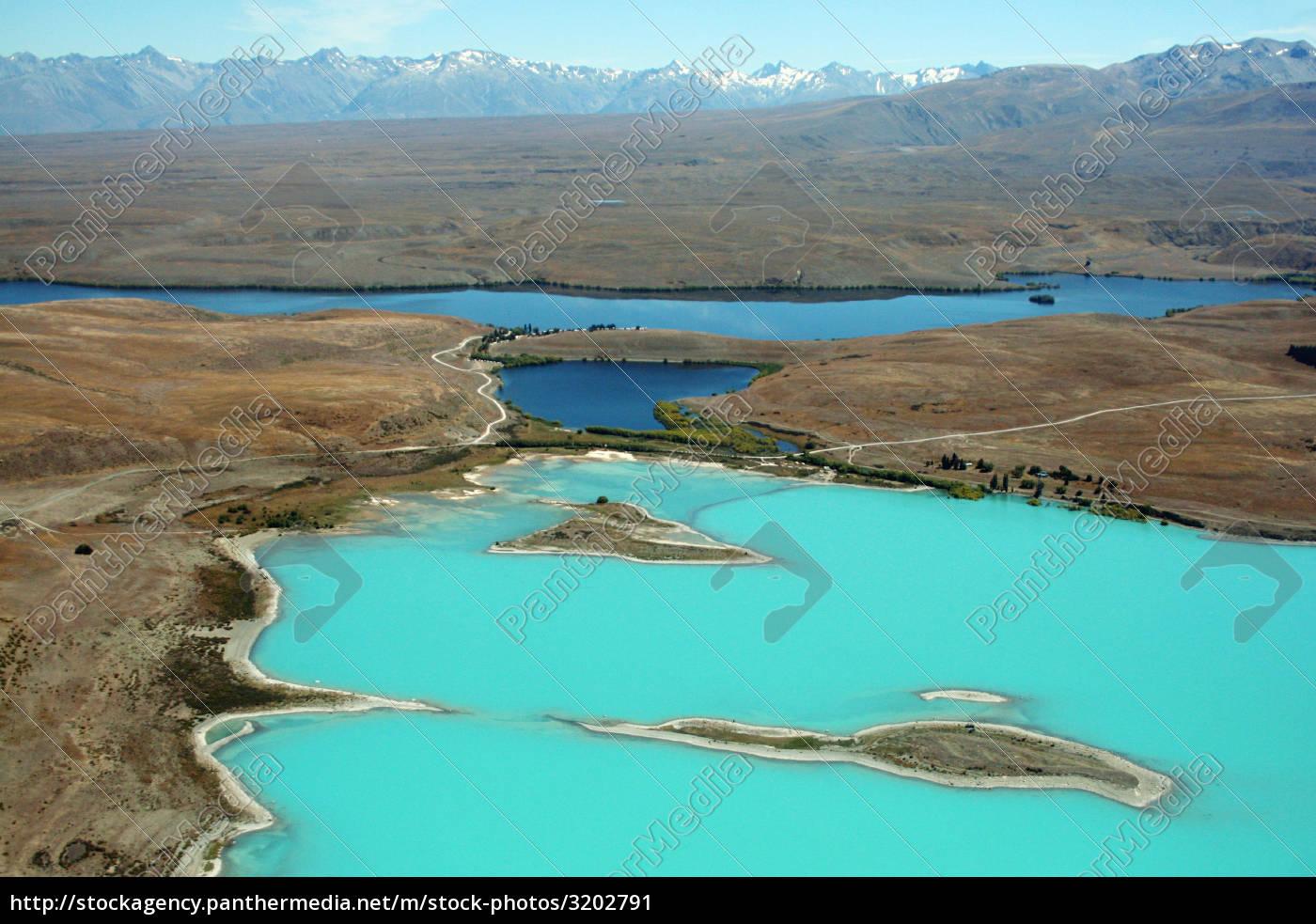 lake, tekapo, new, zealand - 3202791