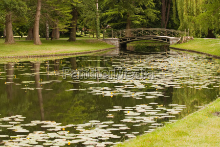 channel, in, the, castle, park, with - 3208449