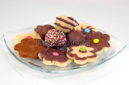 marzipan chocolates
