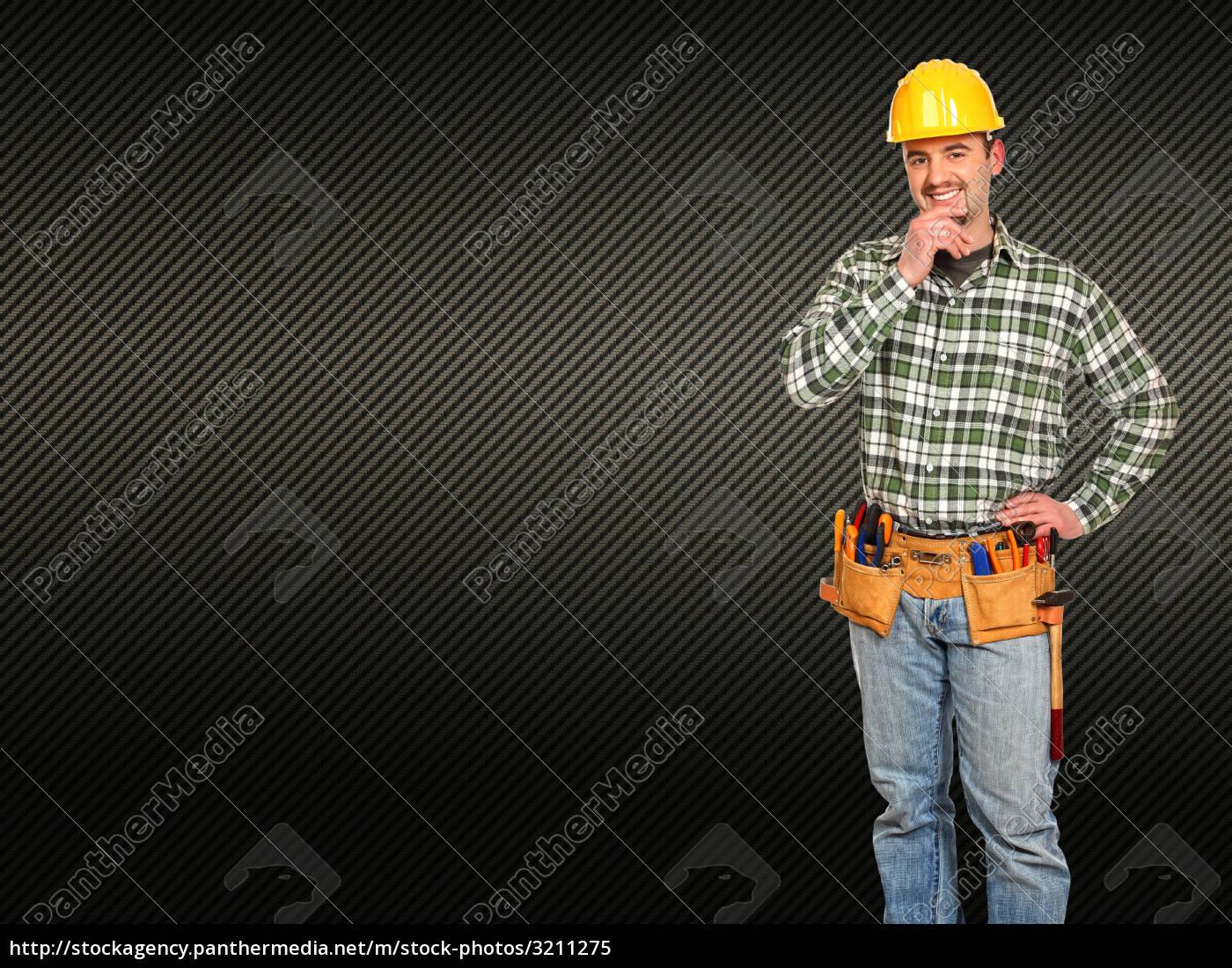 positive, handyman - 3211275