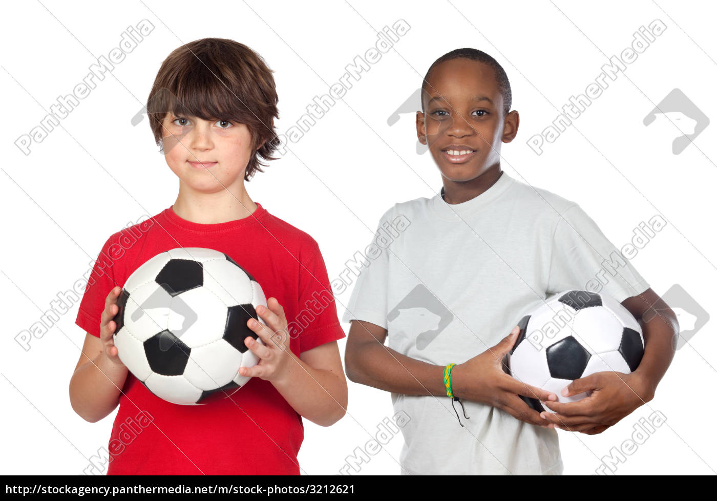 two, adorable, children - 3212621