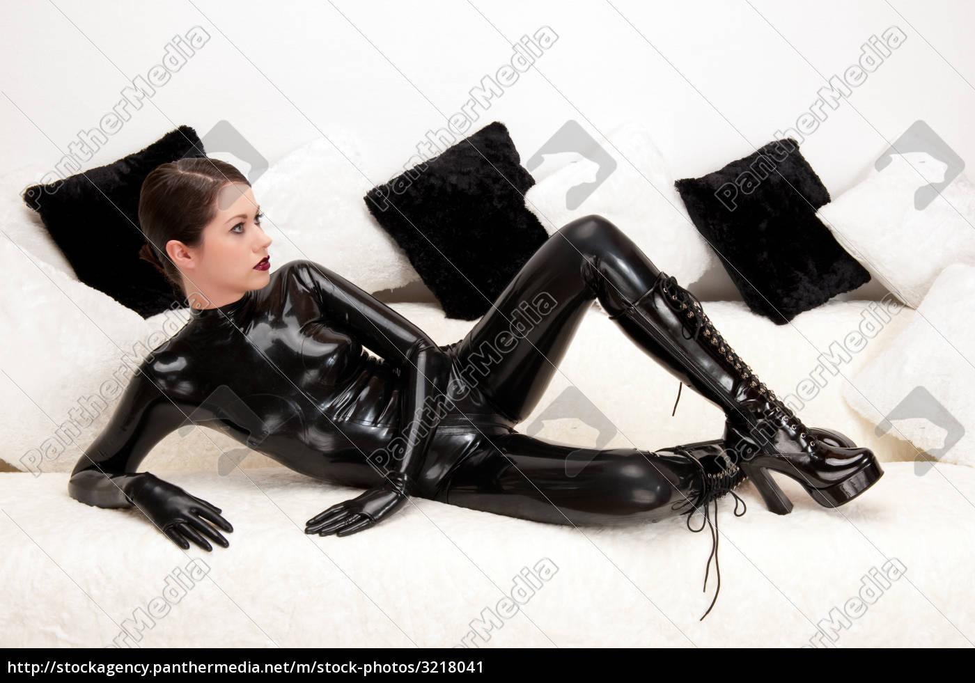 sexy, latex, dominatrix - 3218041