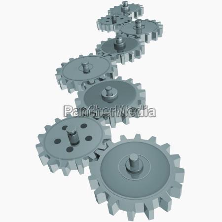 rolling gears
