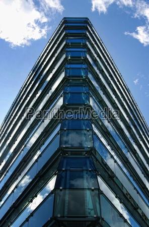 skyscraper at potsdamer platz