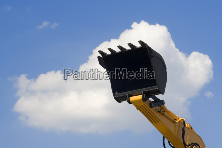 bulldozer, shovel - 3228057