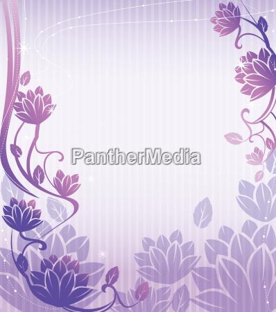 purple, lotus, flower, pattern - 3236259
