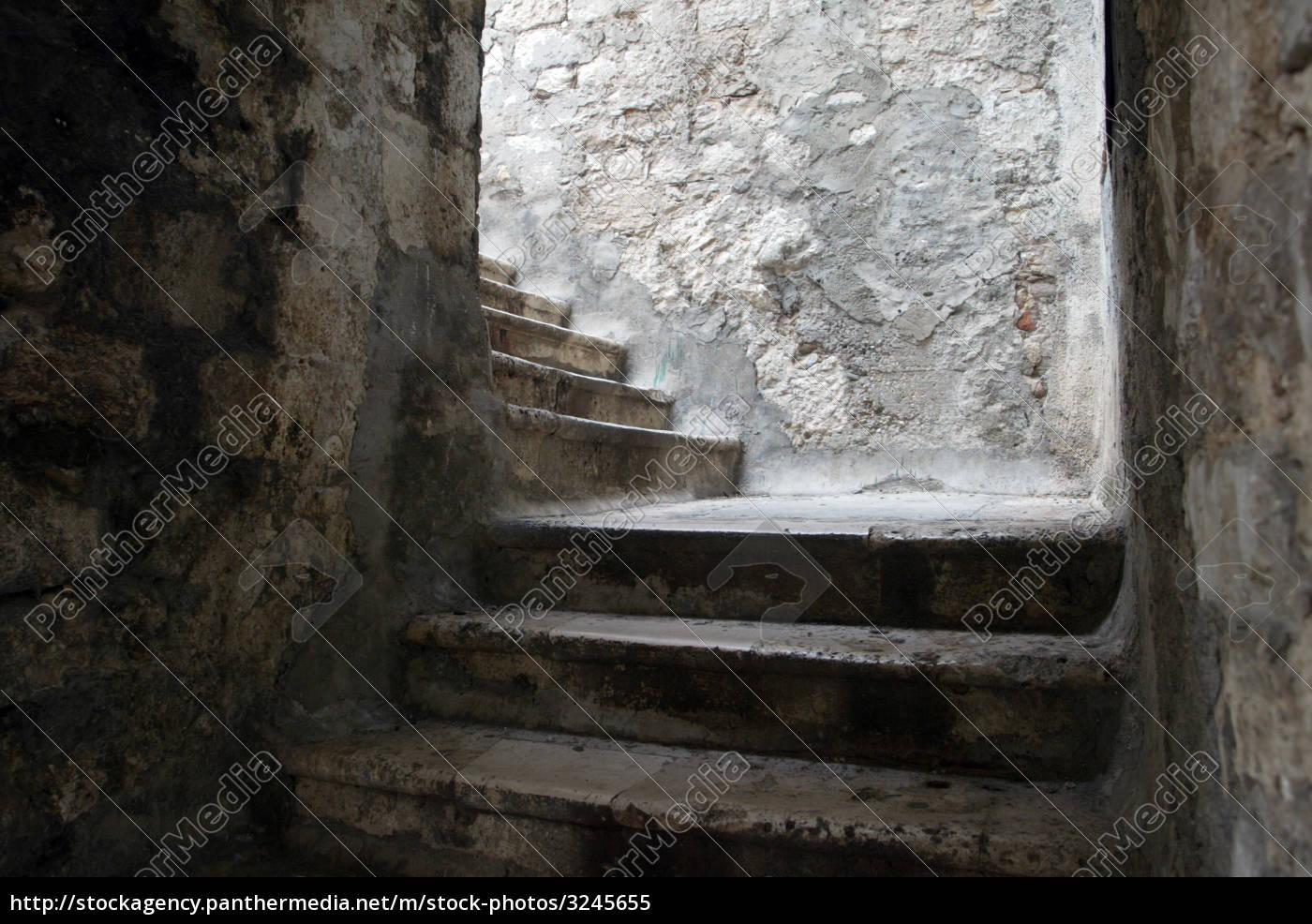 stone, stairs, in, sibenik, , croatia - 3245655