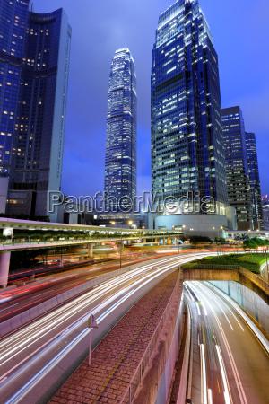 traffic, in, city, at, night - 3246551