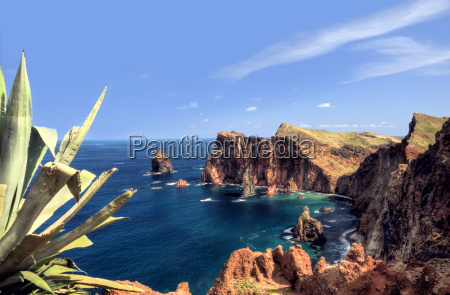 east coast of madeira island