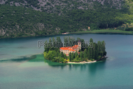 church, monastery, abbey, convent, river, water - 3250085