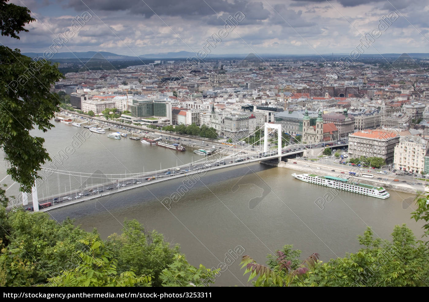 budapest, panorama - 3253311