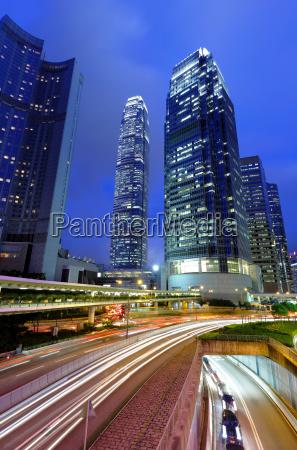 traffic, in, city, at, night - 3253461