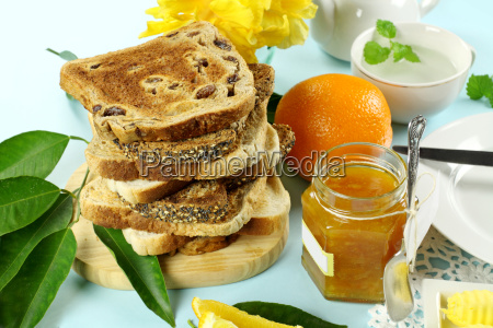 marmalade, and, toast - 3254289