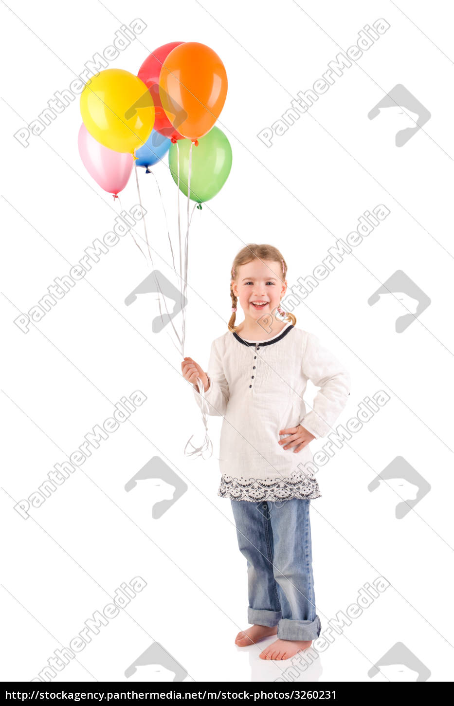 child, with, balloons - 3260231
