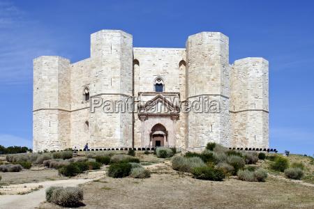 castel, del, monte - 3263227