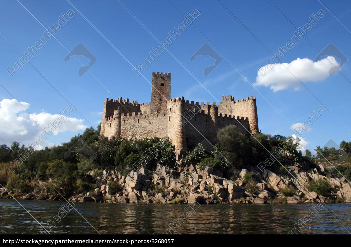 almourol, castle - 3268057