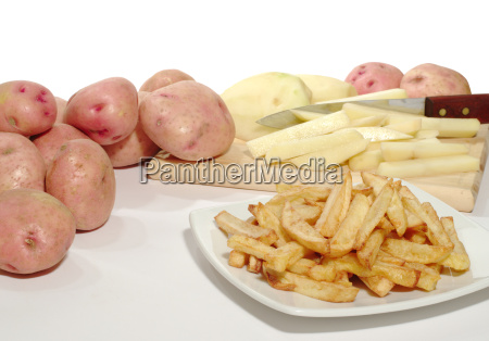 insalubrious enclosure to frit frit potato