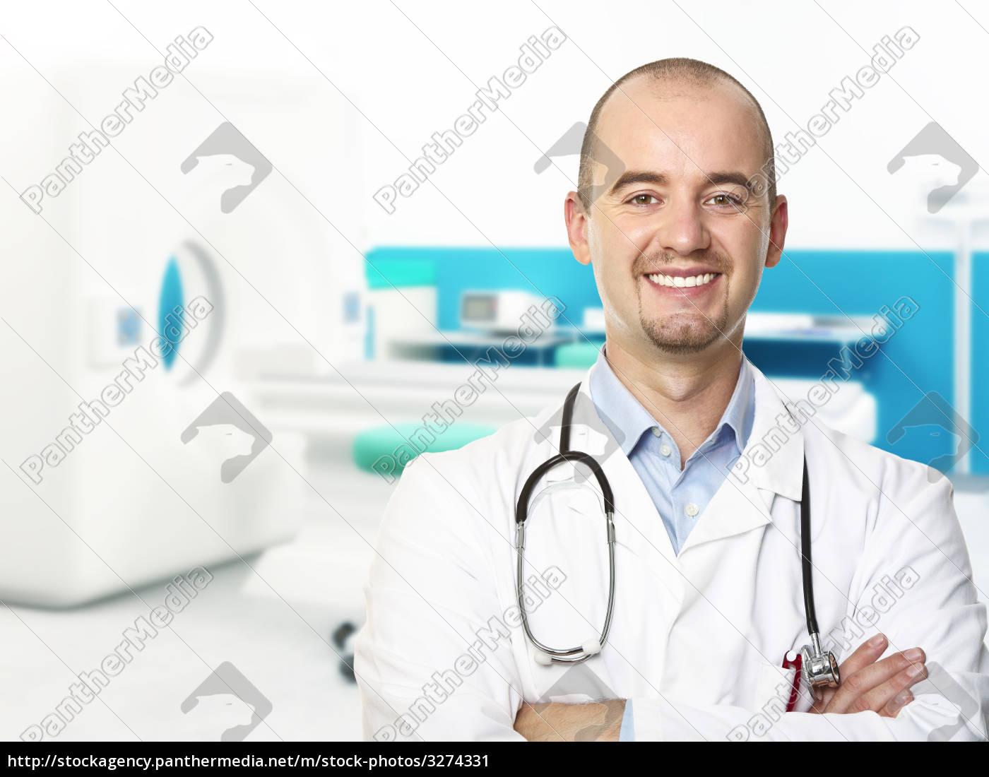 confident, doctor, portrait - 3274331