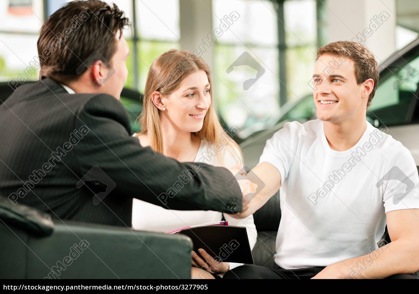 handshake, for, car, purchase - 3277905