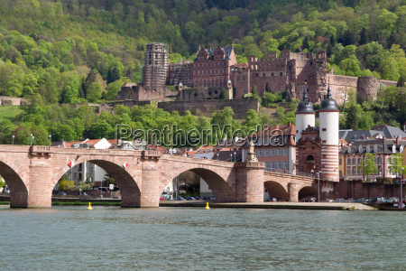 heidelberger, castle - 3280577