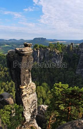 in elbsandsteingebirge
