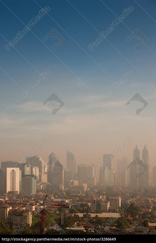 smog, over, a, big, city - 3286649