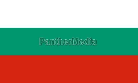 the national flag of bulgaria
