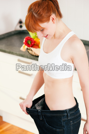 woman, has, to, diet, too, big - 3287593