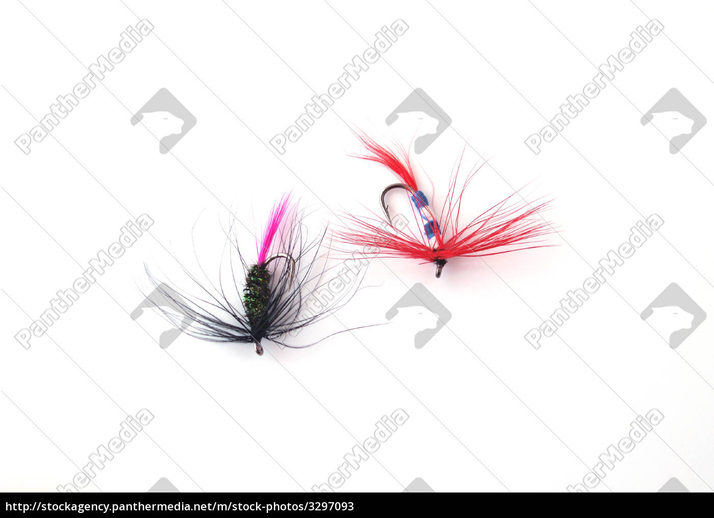 fly, used, when, fishing, for, trout. - 3297093