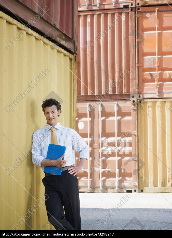industrial, worker, in, warehouse - 3298217