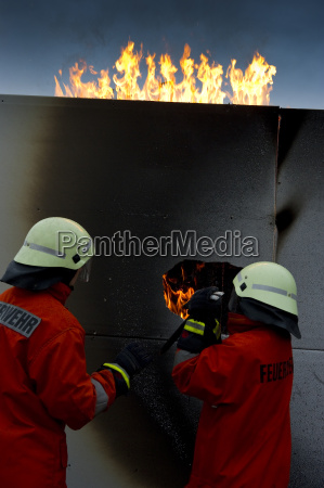 heat fire conflagration fire brigade flame