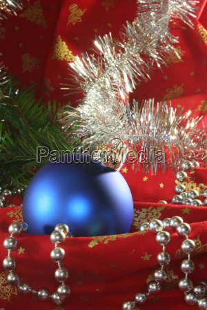 blue advent party celebration firs christmas