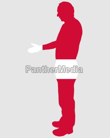 danish handshake