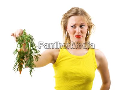 a delicious carrot not