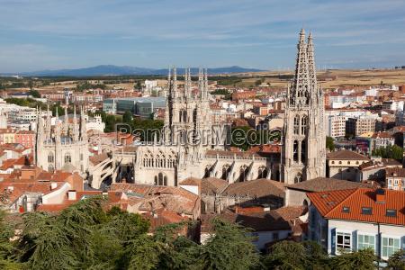 cathedral of burgos castilla y leon