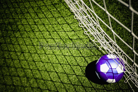 close up of a soccer ball