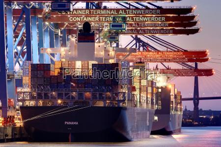 panama ship