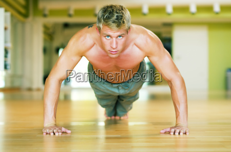 workout pushups