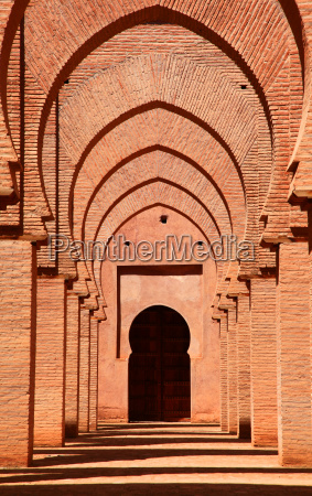 ancient, mosque, in, morocco - 3594975