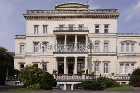 villa hugel
